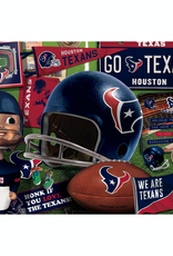 YOU THE FAN Houston Texans 500 Piece Puzzle
