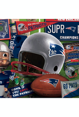 YOU THE FAN New England Patriots 500 Piece Puzzle