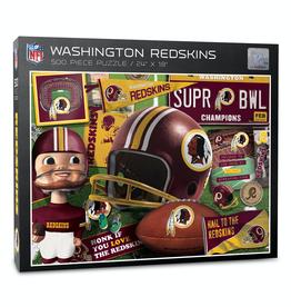YOU THE FAN Washington Redskins 500 Piece Puzzle
