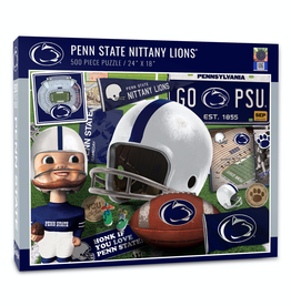 YOU THE FAN Penn State Nittany Lions 500 Piece Puzzle