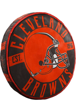 "Cleveland Browns 15"" Cloud Pillow"