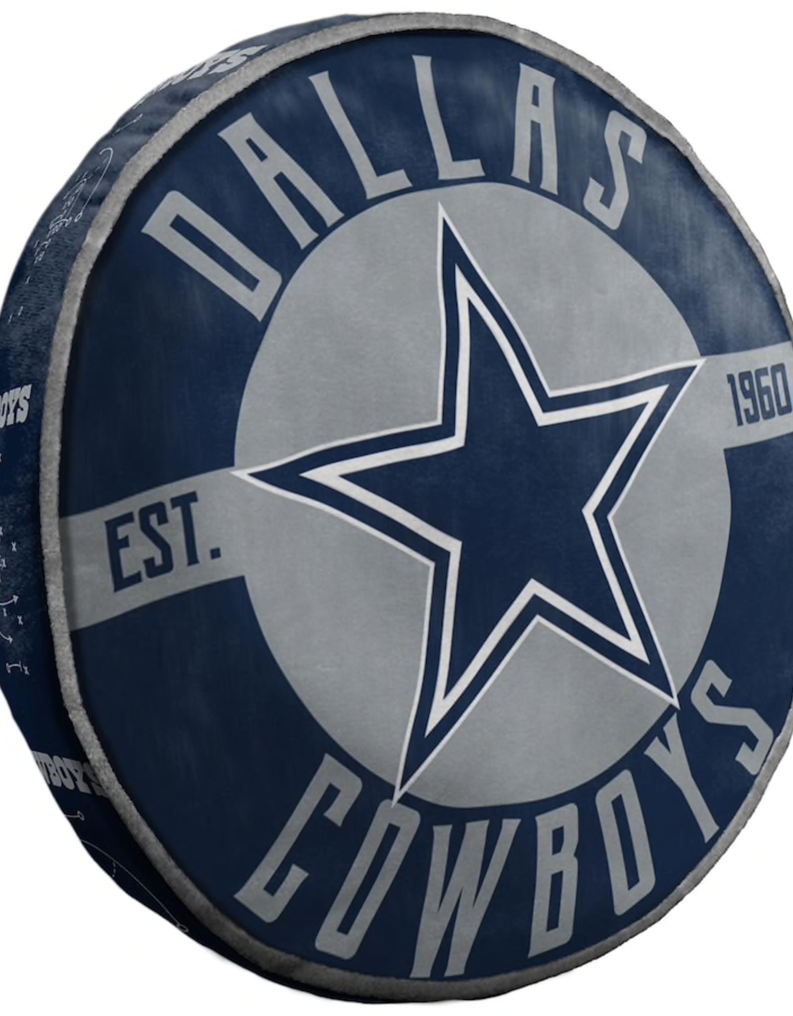 "Dallas Cowboys 15"" Cloud Pillow"