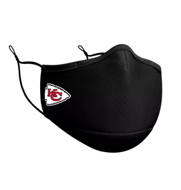NEW ERA Kansas City Chiefs New Era On-Field Face Mask