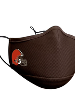 NEW ERA Cleveland Browns New Era On-Field Face Mask