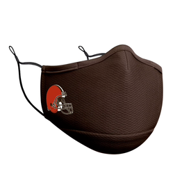 NEW ERA Cleveland Browns New Era On-Field Face Mask