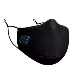 NEW ERA Carolina Panthers New Era On-Field Face Mask