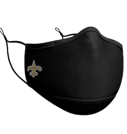 NEW ERA New Orleans Saints New Era On-Field Face Mask