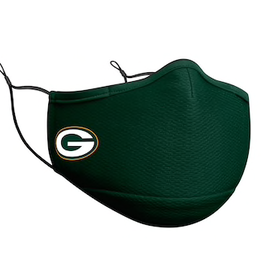 NEW ERA Green Bay Packers New Era On-Field Face Mask