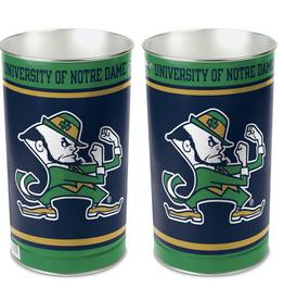 WINCRAFT Notre Dame Fighting Irish Wastebasket