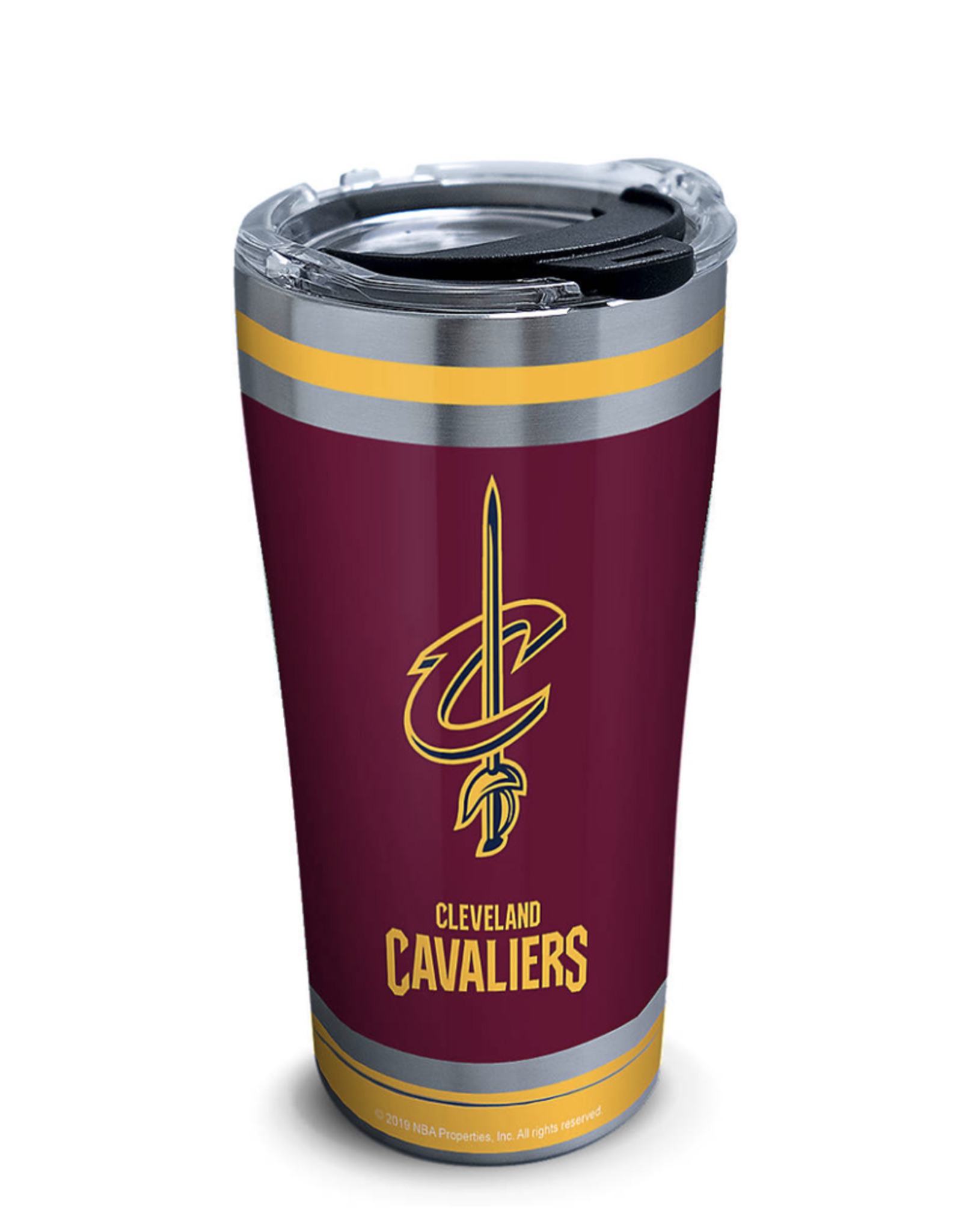 TERVIS Cleveland Cavaliers 20oz Tervis Swish Stainless Tumbler