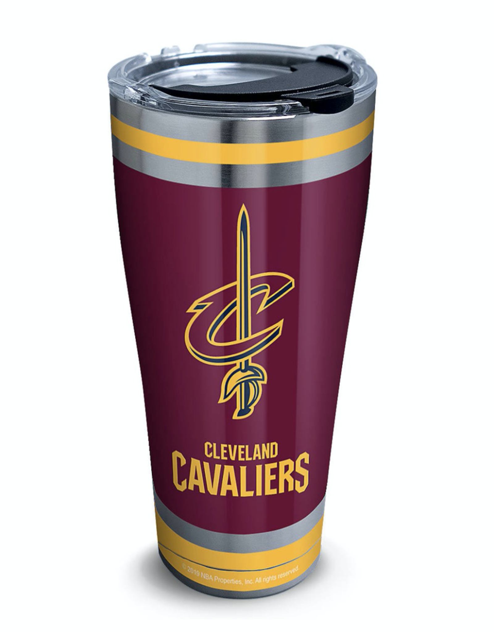 TERVIS Cleveland Cavaliers 30oz Tervis Swish Stainless Tumbler