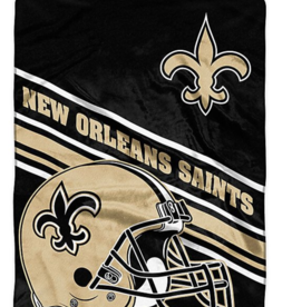 NORTHWEST New Orleans Saints 60in x 80in Silk Touch Throw Wrap