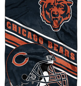 NORTHWEST Chicago Bears 60in x 80in Silk Touch Throw Wrap
