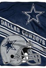 NORTHWEST Dallas Cowboys 60in x 80in Silk Touch Throw Wrap