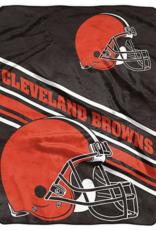NORTHWEST Cleveland Browns 60in x 80in Silk Touch Throw Wrap