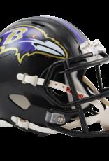 RIDDELL Baltimore Ravens Mini Speed Helmet