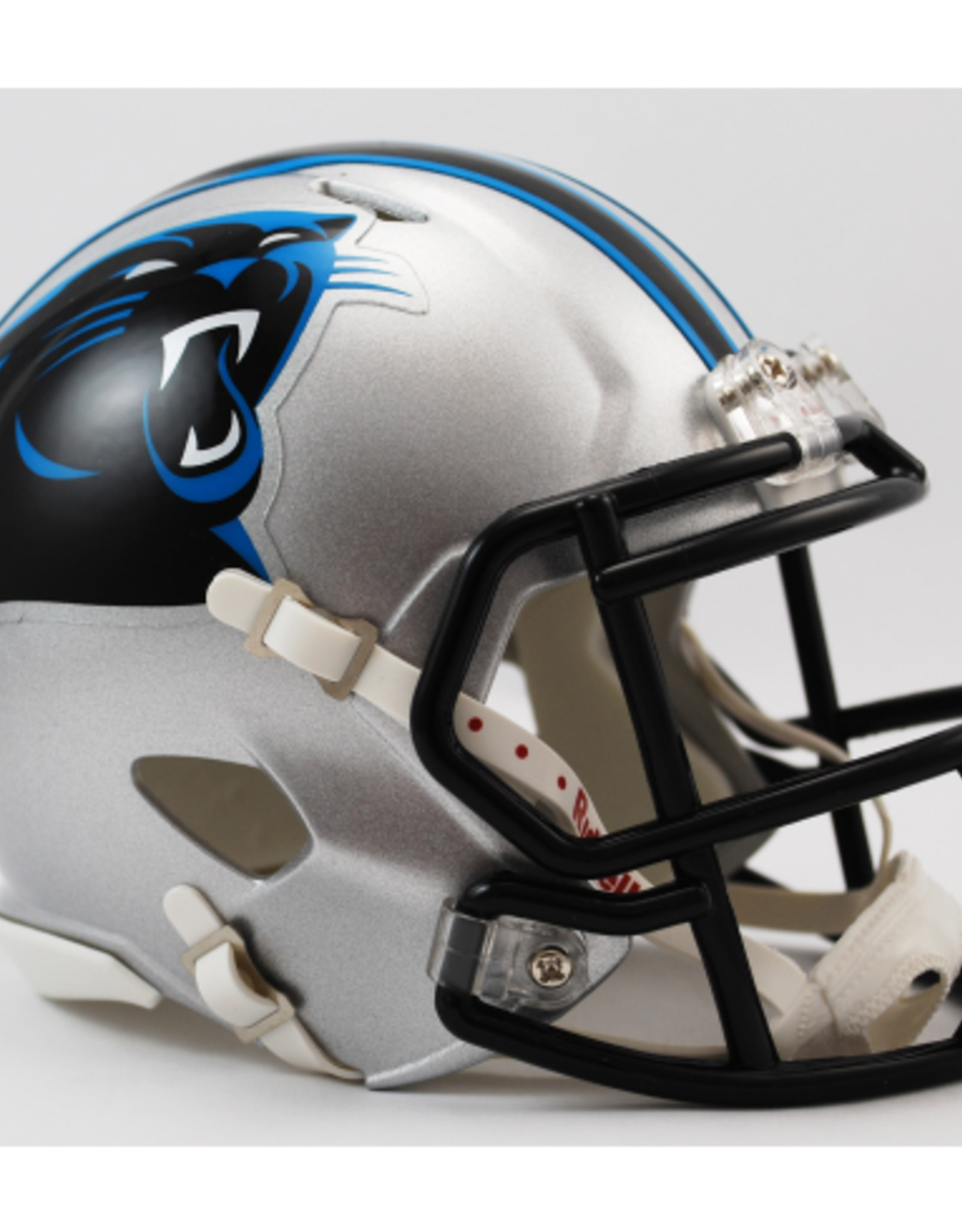 RIDDELL Carolina Panthers Mini Speed Helmet
