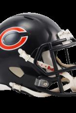 RIDDELL Chicago Bears Mini Speed Helmet