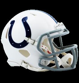 RIDDELL Indianapolis Colts Mini Speed Helmet