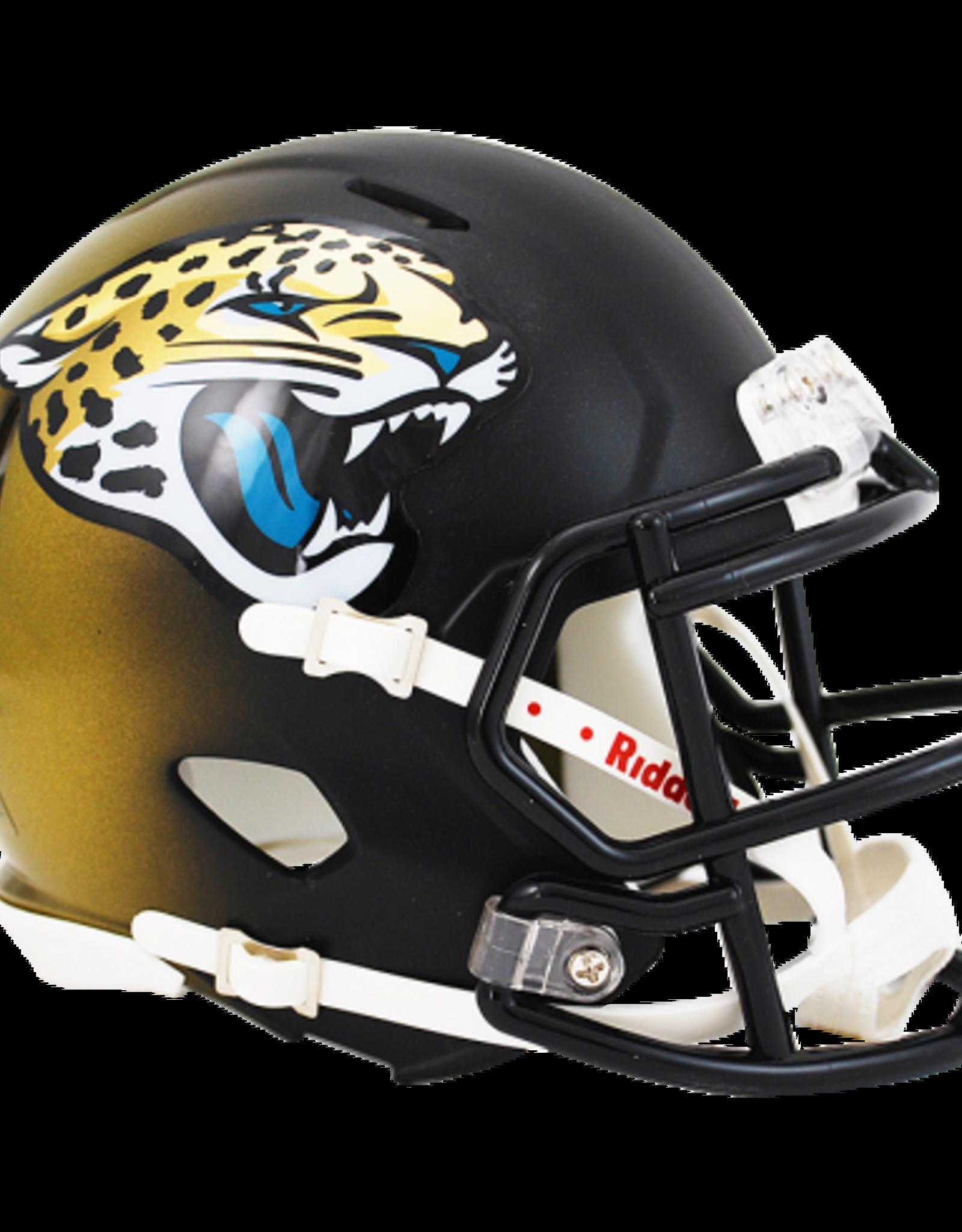RIDDELL Jacksonville Jaguars Mini Speed Helmet