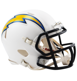 RIDDELL Los Angeles Chargers Mini Speed Helmet