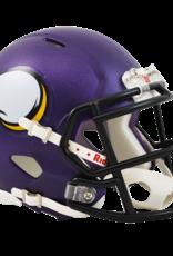 RIDDELL Minnesota Vikings Mini Speed Helmet