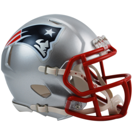 RIDDELL New England Patriots Mini Speed Helmet