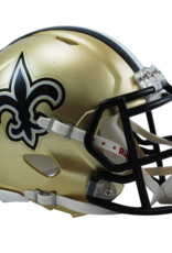 RIDDELL New Orleans Saints Mini Speed Helmet