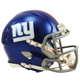 RIDDELL New York Giants Mini Speed Helmet
