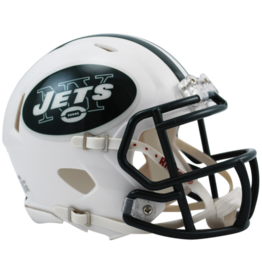 RIDDELL New York Jets Mini Speed Helmet