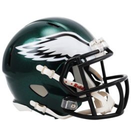 RIDDELL Philadelphia Eagles Mini Speed Helmet