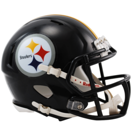 RIDDELL Pittsburgh Steelers Mini Speed Helmet