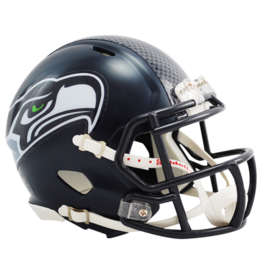RIDDELL Seattle Seahawks Mini Speed Helmet