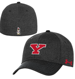 UNDER ARMOUR Youngstown State Penguins Under Armour Threadborne Stretch Fit Cap