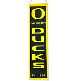 WINNING STREAK SPORTS Oregon Ducks Heritage Banner