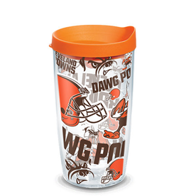 TERVIS Cleveland Browns 16oz Tervis All Over Print Tumbler
