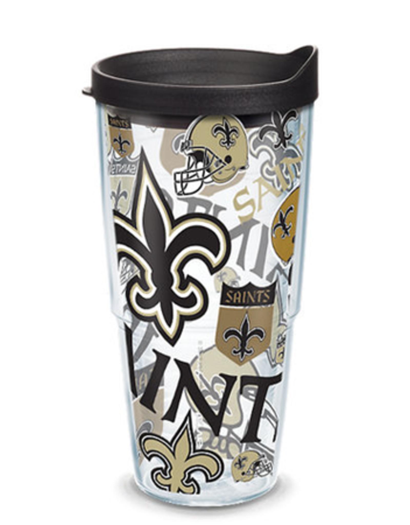 TERVIS New Orleans Saints 24oz Tervis All Over Print Tumbler