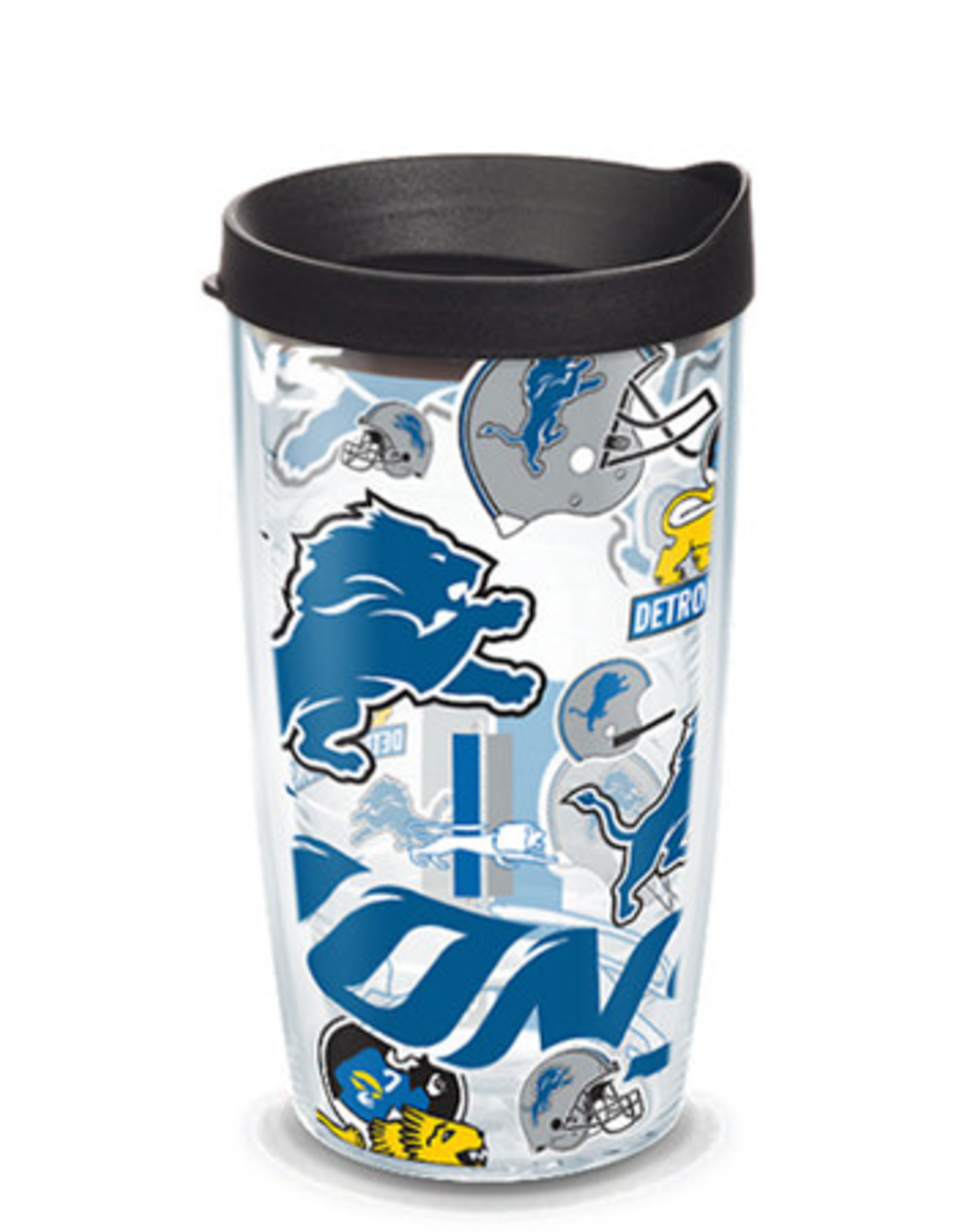 TERVIS Detriot Lions 16oz Tervis All Over Print Tumbler