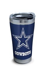 TERVIS Dallas Cowboys 20oz Tervis Touchdown Stainless Tumbler