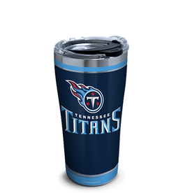 TERVIS Tennessee Titans 20oz Tervis Touchdown Stainless Tumbler