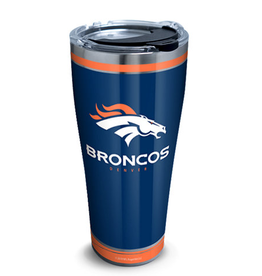 TERVIS Denver Broncos 30oz Tervis Touchdown Stainless Tumbler
