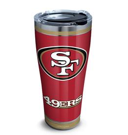 TERVIS San Francisco 49ers 30oz Tervis Touchdown Stainless Tumbler