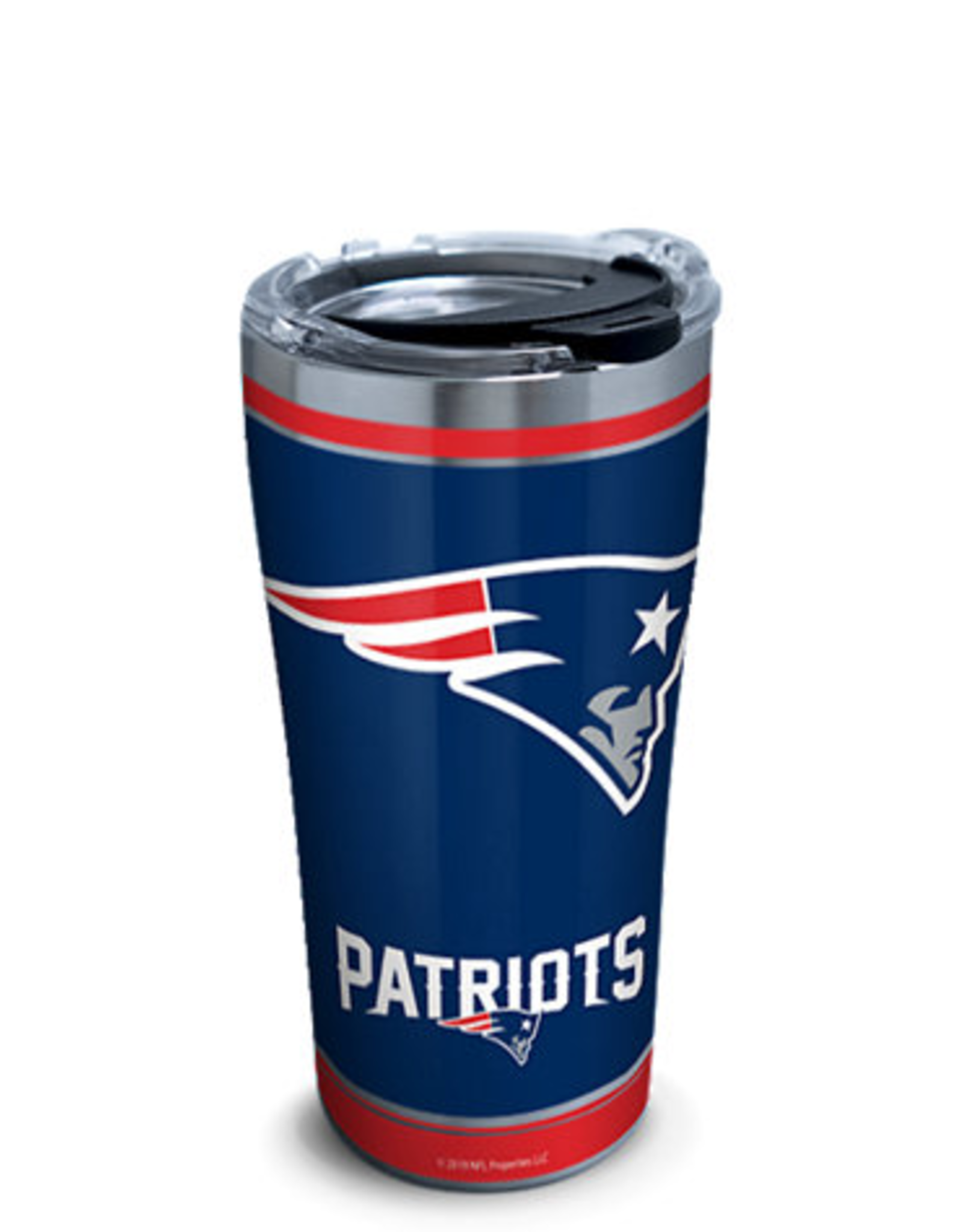 TERVIS New England Patriots 20oz Tervis Touchdown Stainless Tumbler