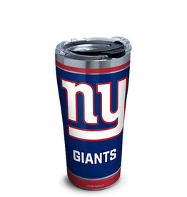 TERVIS New York Giants 20oz Tervis Touchdown Stainless Tumbler