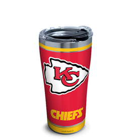 TERVIS Kansas City Chiefs 20oz Tervis Touchdown Stainless Tumbler