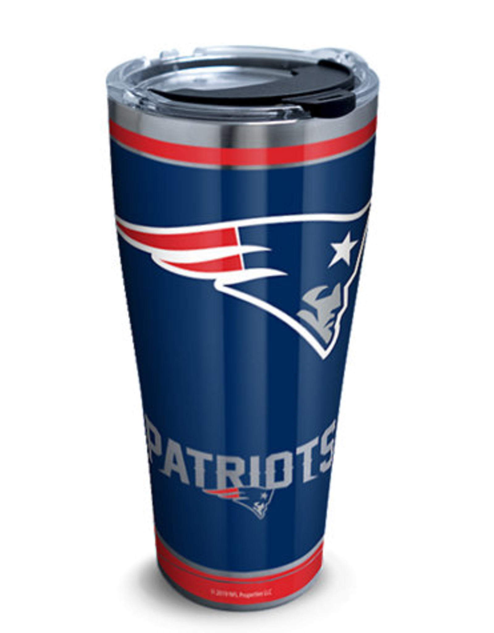 TERVIS New England Patriots 30oz Tervis Touchdown Stainless Tumbler