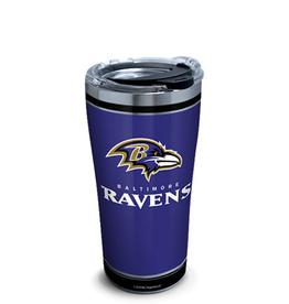 TERVIS Baltimore Ravens 20oz Tervis Touchdown Stainless Tumbler