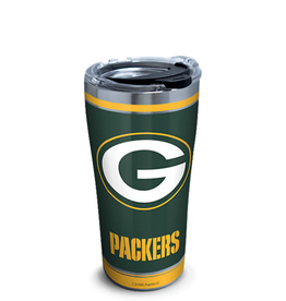 TERVIS Green Bay Packers 20oz Tervis Touchdown Stainless Tumbler