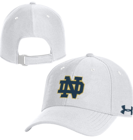UNDER ARMOUR Notre Dame Fighting Irish Under Armour Blitzing Adjustable Cap