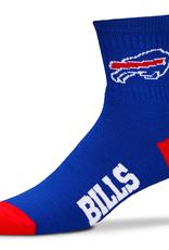 FOR BARE FEET Buffalo Bills Men's Team Socks
